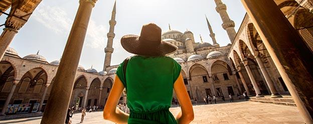 flyg till istanbul