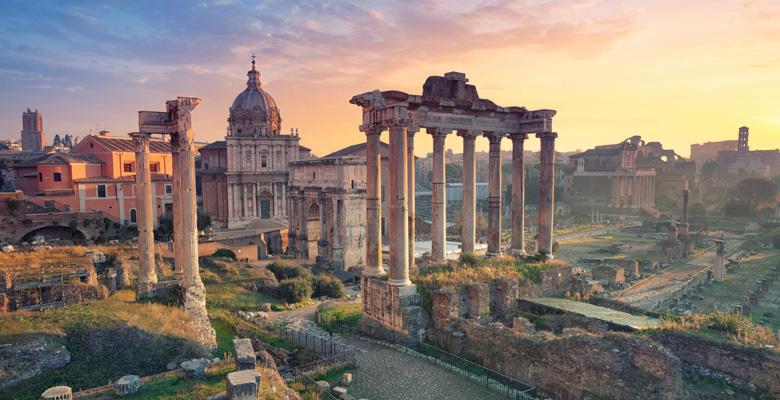 Hitta roms basta platser