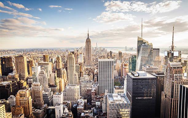 resor till new york med hotell