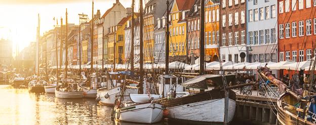 flyg från köpenhamn