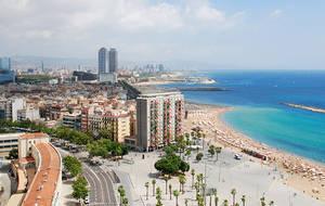 weekendresa till spanien