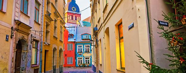 Weekendpaket Riga