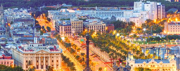 billiga resor till spanien